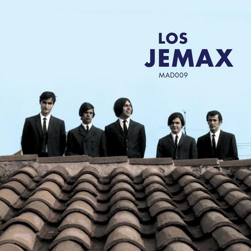 JEMAX, LOS - Los Jemax II (EP Madmua Records 2017)