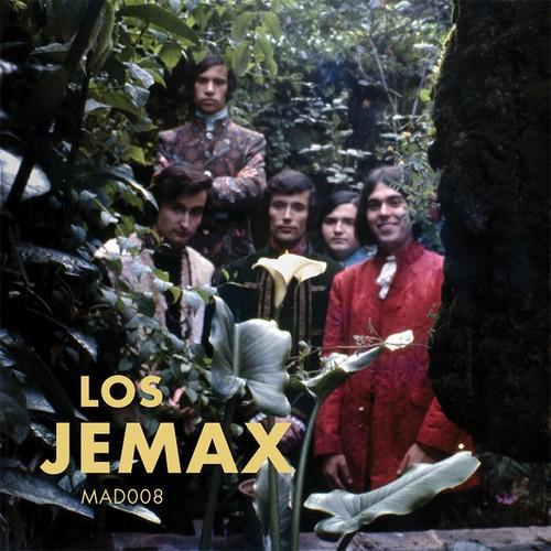 JEMAX, LOS - Los Jemax (EP Madmua Records 2017)