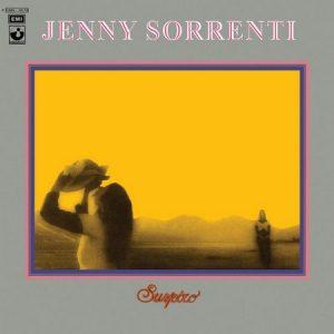 JENNY SORRENTI - Suspiro (LP,RE AMS 1976,2010)