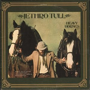 JETHRO TULL - Heavy Horses (LP Chrysalis 1978)