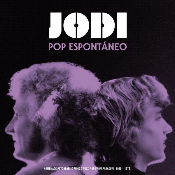 JODI - Pop Esponateneo (LP Out·Sider 2018)