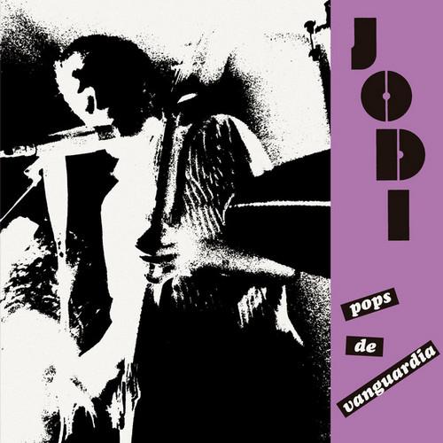 JODI - Pops de Vanguardia (LP,RE Out·Sider 1971,2016)