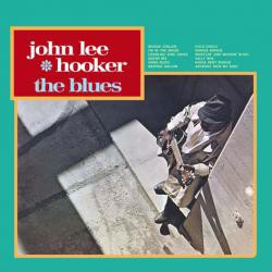 JOHN LEE HOOKER - The Blues (LP,RE,180g Doxy 1960,2010)