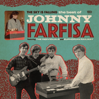 JOHNNY FARFISA - The Sky is Falling (LP Munster 2017)