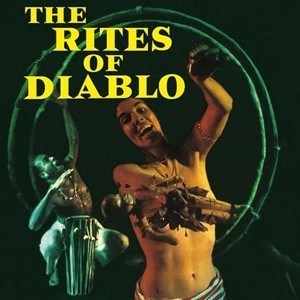 JOHNNY RICHARDS - The Rites Of Diablo (LP,RE So Far Out 1958,2013)