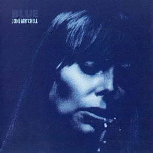 JONI MITCHELL - Blue (LP,GF Reprise 1971)