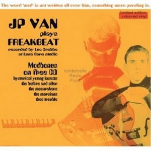 JP VAN - Plays Freakbeat (LP,Red+CD No Label 2015)