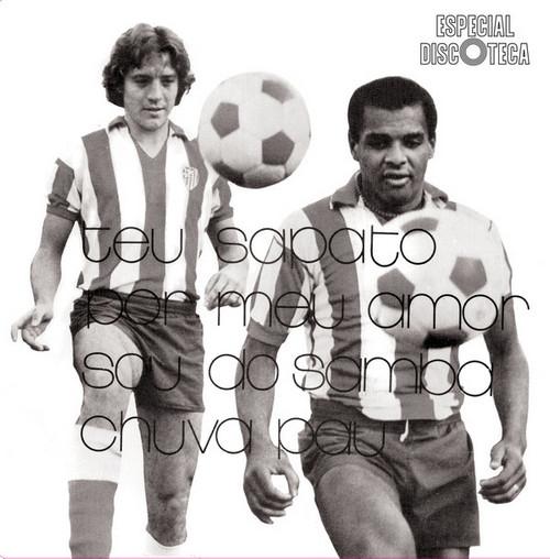 JUAN MURO / LOEME - Teu Sapato (EP,RE Madmua 1977,2017)