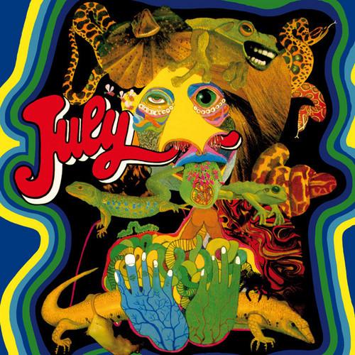 JULY – July (LP,RE Guerssen 1968,2011) 1