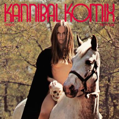 KANNIBAL KOMIX - Kannibal Komix (LP,GF,RE Vinilisssimo 1968,2018)