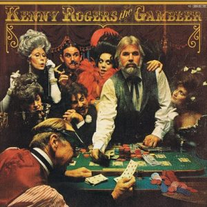 KENNY ROGERS - The Gambler (LP United Artists 1979)