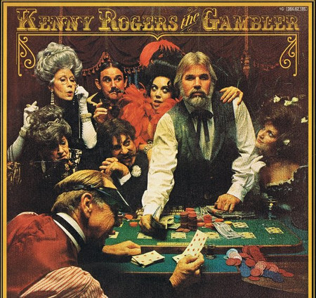 KENNY ROGERS – The Gambler (LP United Artists 1979) 1