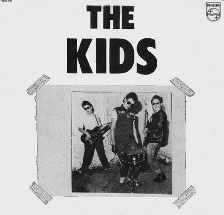 KIDS, THE - The Kids (LP,RE Philips 1978)