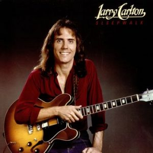 LARRY CARLTON - Sleepwalk (LP Warner Bros  1982)