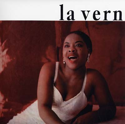 LAVERN BAKER - La Vern (LP,RE Rumble 1956,2012)