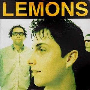 LEMONS, THE - Keep Diggin / Ugly Stik (SG,Blue Lucky 1993)