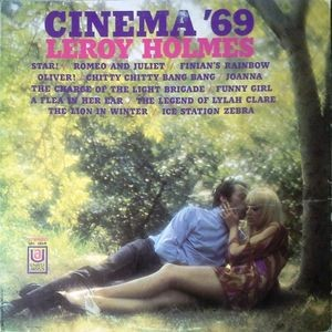 LEROY HOLMES - Cinema '69 (LP,GF United Artists 1968)