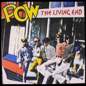 LIVING END, THE - Pow (LP,RE No Label 1966)