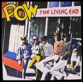 LIVING END, THE - Pow (LP,RE No Label 1966)