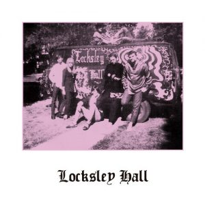 LOCKSLEY HALL - Locksley Hall (LP,RE Out·Sider 2019)