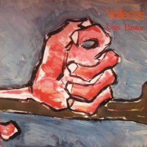 LUIS PASTOR - Vallecas (LP,GF Movieplay 1976)