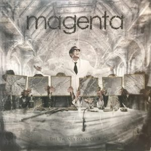 MAGENTA - The Twenty Seven Club (2LP,GF,180g Plane Groovy 2013)