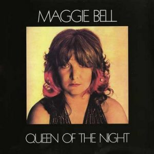 MAGGIE BELL - Queen Of The Night (LP,RE Akarma 1974,2006)