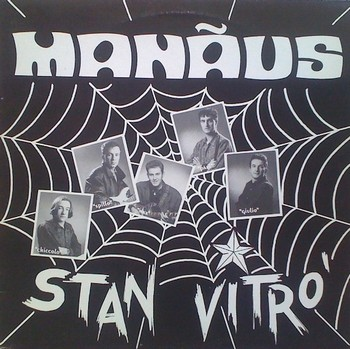 MANAUS - Stan Vitro (LP,Mini No Label )