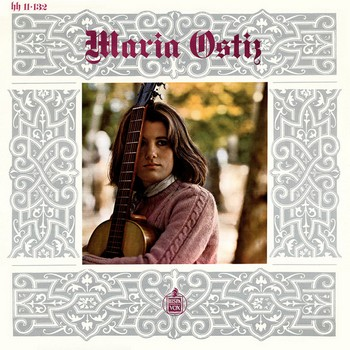 MARIA OSTIZ – Maria Ostiz (LP Hispavox  1967) 1