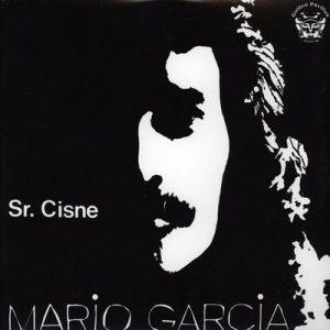 MARIO GARCIA - Sr. Cisne (Black Cover) (LP,RE Golden Pavilion 1982,2010)