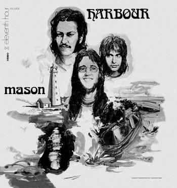 MASON - Harbour (LP,RE Out·Sider 1971,2015)