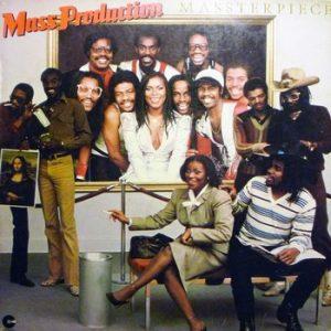 MASS PRODUCTION - Massterpiece (LP Cotillion 1980)