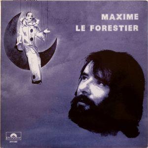 MAXIME - Le Forestier (LP,GF Polydor 1976)