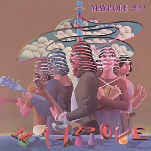 MAYPOLE – Maypole (LP,RE Vinilisssimo 1971,2017) 1