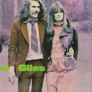 MCDONALD & GILES - McDonald & Giles (LP,GF,RE,Clear Klimt 1970,2013)