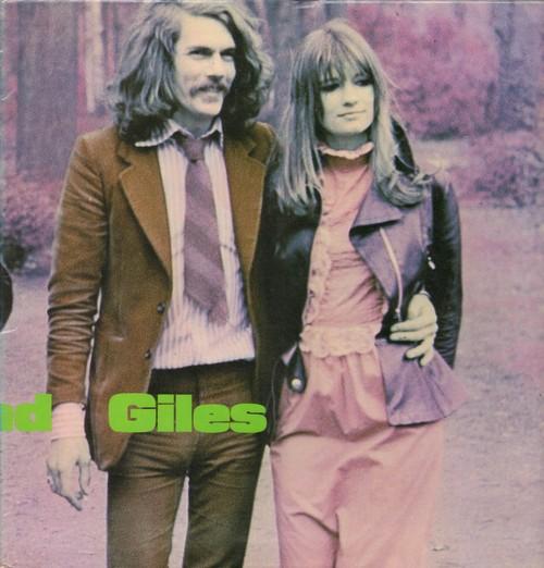 MCDONALD & GILES - McDonald & Giles (LP,GF,RE,Clear Klimt 1970,2013)