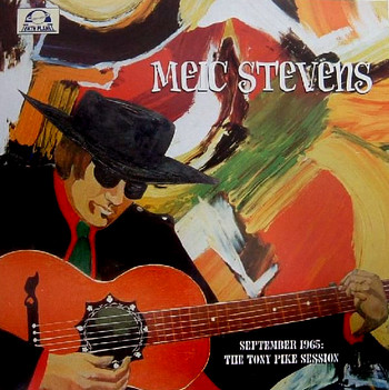 MEIC STEVENS - September 1965. The Tony Pike Session (LP Tenth Planet 1965,2003)