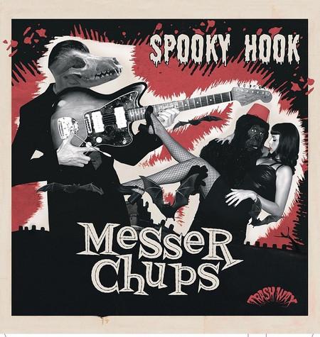 MESSER CHUPS - Spooky Hook (LP Trash Wax 2016)