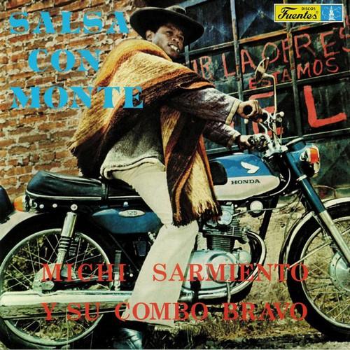 MICHI SARMIENTO Y SU COMBO BRAVO - Salsa con Monte (LP,RE,180g Vampi Soul 1973,2018)