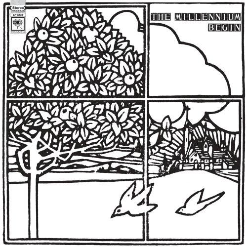 MILLENNIUM, THE - Begin (LP,RE Columbia 1968,2008)