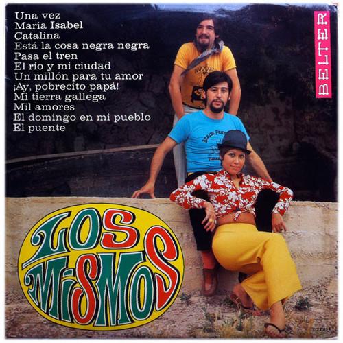 MISMOS, LOS – Los Mismos (LP Belter 1969) 1