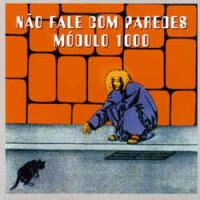 MODULO 1000 - Nao Fale Com Paredes (LP,RE Top Tape 1972)