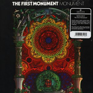 MONUMENT - The First Monument (LP,RE Guerssen 1971,2011)