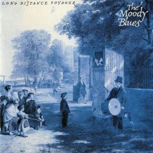 MOODY BLUES, THE - Long Distance Voyager (LP,GF Threshold 1981)