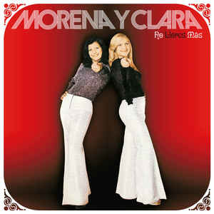MORENA Y CLARA – No Llores Mas (LP Pharaway Sounds 2017) 1