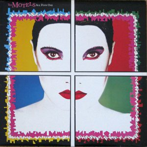 MOTELS, THE - All Four One (LP Capitol 1982)