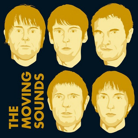 MOVING SOUNDS, THE - The Moving Sounds (LP CopaseDisques 2009)