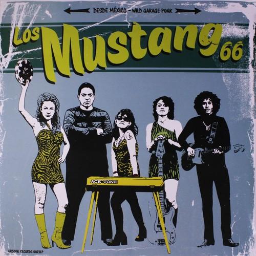 MUSTANG 66, LOS - Los Mustang 66 (LP Groovie 2009)