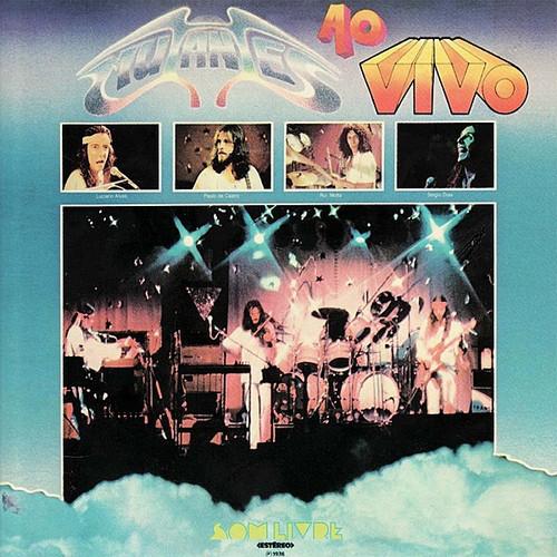 OS MUTANTES - Ao Vivo (LP,RE Vinilisssimo 1976,2017)