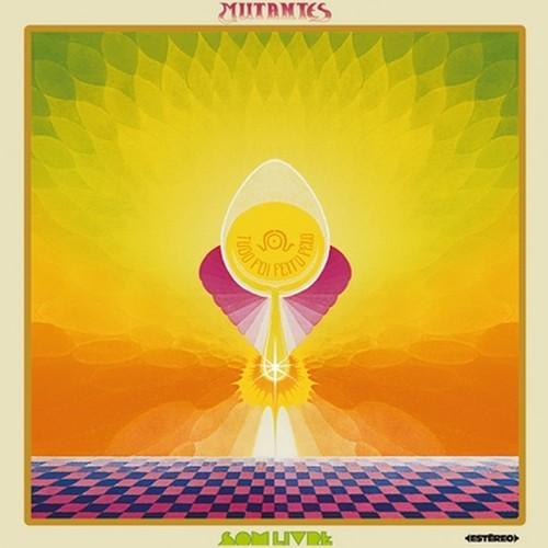 OS MUTANTES - Tudo Foi Feito Pelo Sol (LP,GF,RE Vinilisssimo 1974,2018)